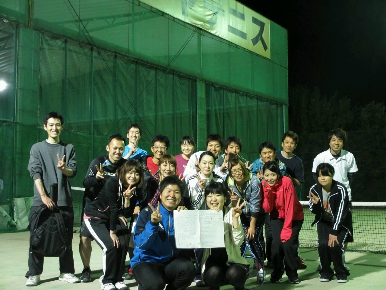 PACクレストテニスサークルへようこそ!